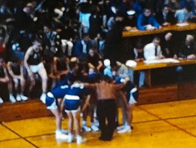 Franklin Basketball Jamboree 1963/64 Season (8mm reel 4)