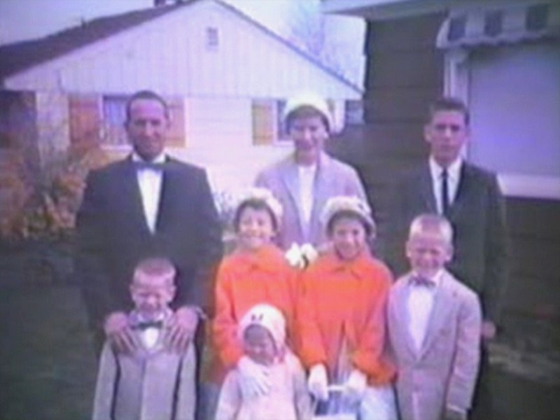 """Video Archive Clip 1963 - Yaden Family - """"Station Y-A-D-E-N"""" - Family slides and audio from 1962/63 - Played at the 40th wedding anniversary celebration of Dave & Betty Yaden on August 29, 1987 - Mixed Relations Series - Edited in August 1987 (6 min 47 sec)"""