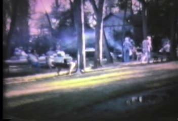 Video Archive Clip 1981 (9) - Yaden Family - Barbecue at the 3-C Ranch - Yakima, WA - Danny (Age 3), Matthew (Age 2 mos) - 8mm Series (2 min 18 sec)