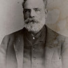 """William Shaw -  circa 1888 - Age 65 - Yakima, WA<br /> <br /> Born: September 15, 1823 in Morgan County, Ohio <br /> Married: November 16, 1845 to Eliza Jane Miller in Lewistown (Fulton County), Illinois<br /> Died: June 17, 1898 in Yakima, Washington at age 74<br /> <br /> Children of William Shaw (1823-1898) & Eliza Jane Miller (1826-1900):<br /> <br /> Thomas J Shaw (1847-1888)<br /> Harvey Malheur Shaw (1853-1934)<br /> Andrew Jackson Shaw (1856-1935)<br /> """"Nancy"""" Anna Magdaline Shaw (1858-1931)<br /> Susan Jane Shaw (1863-?)<br /> Laura Amanda Shaw (1869-1918)<br /> <br /> Note:<br /> <br /> In 1853 William (age 30) and Eliza Jane (age 27) migrated west across the Great Plains from Bernadotte (Fulton County), Illinois to Winchester (Douglas County), Oregon with their son Thomas (age 6).  The rest of the children were born in Oregon.  In the 1870s the family moved to the south Cowichee area of the Yakima Valley."""