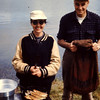 1961 (April) - Fishing season opening day - Blue Lake - Coulee City, WA - From the Bernard Shaw 35MM Slide Collection