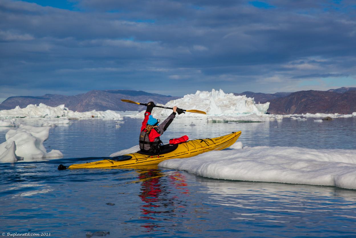 Kayak greenland