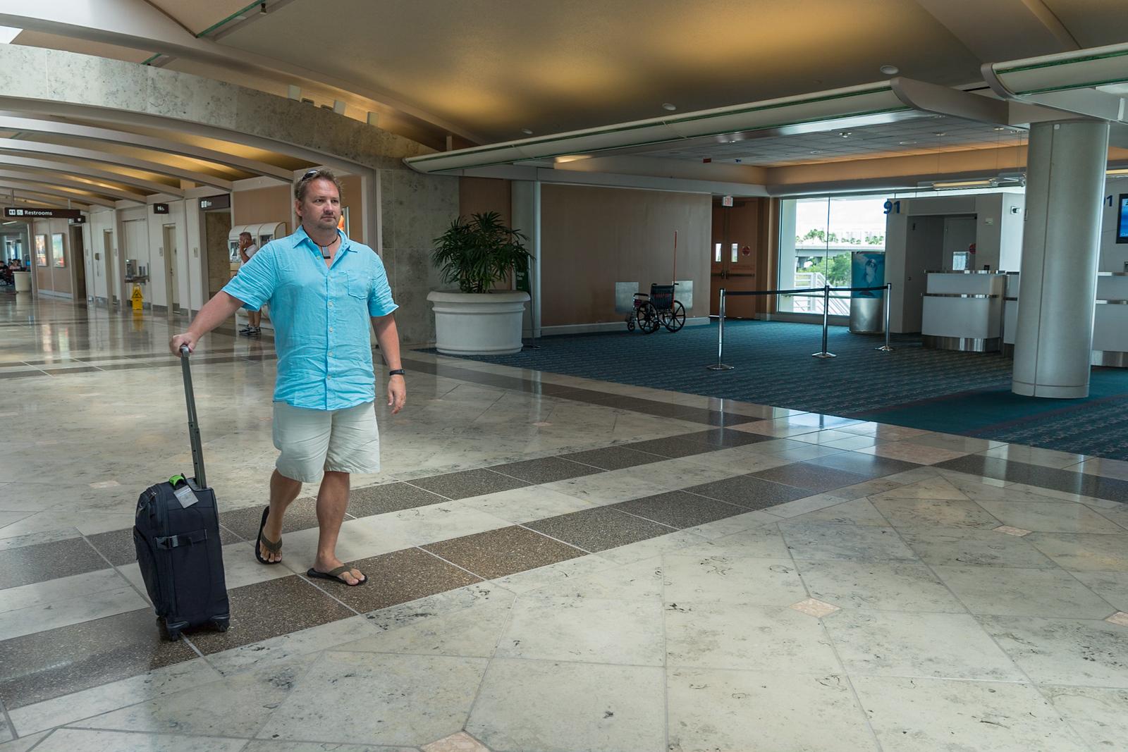 Travel Clothes for Men: Reversible Shorts