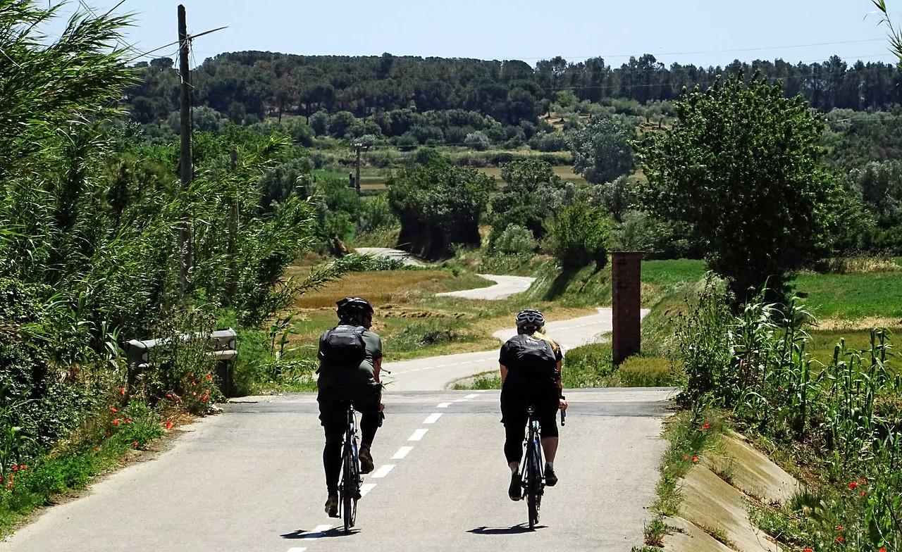cycling girona