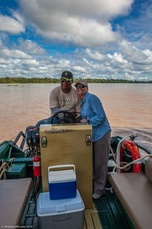 Amazon river guide