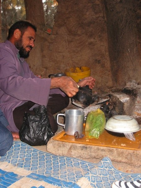 drink boiled water when traveling