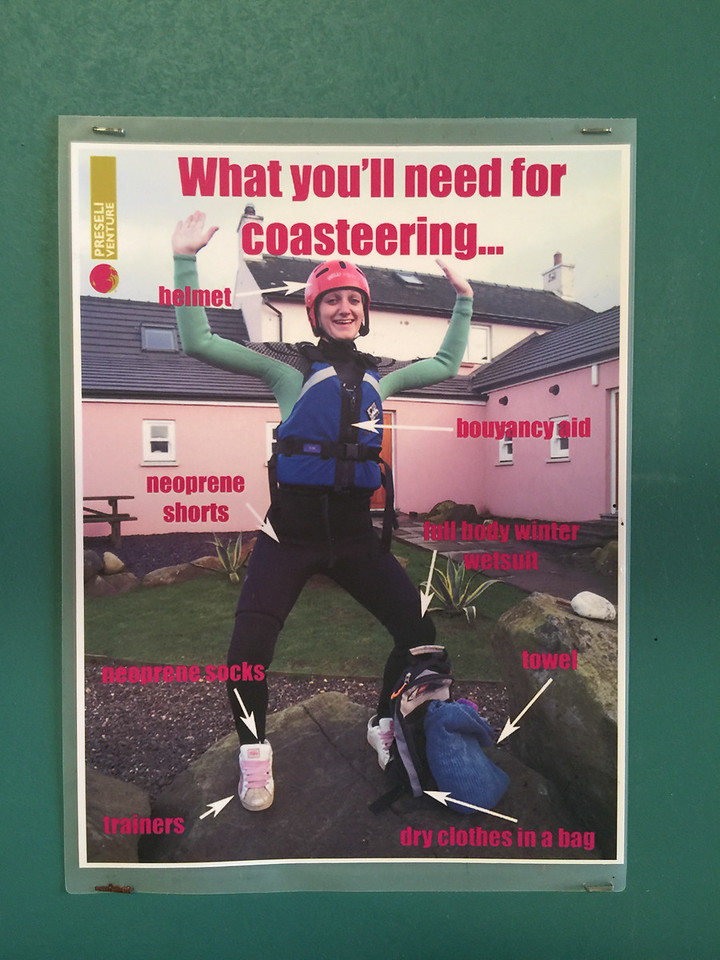 Coasteering: The Essential Gear
