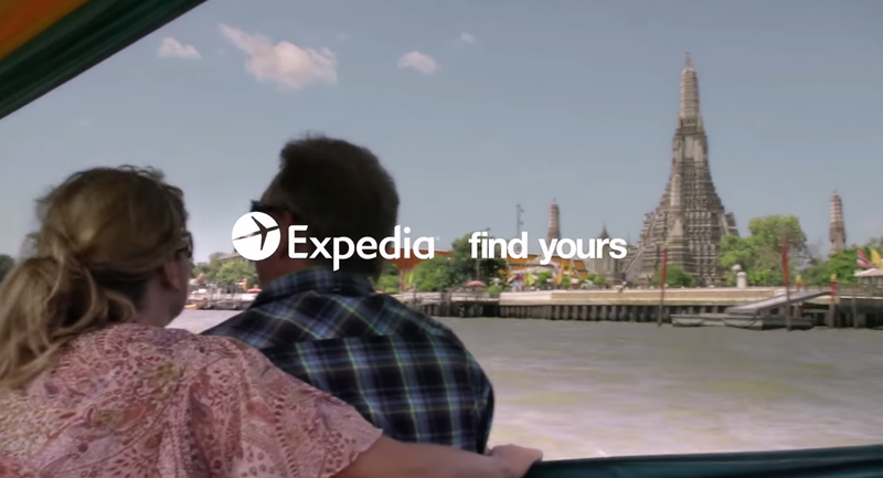 Expedia Find Yours