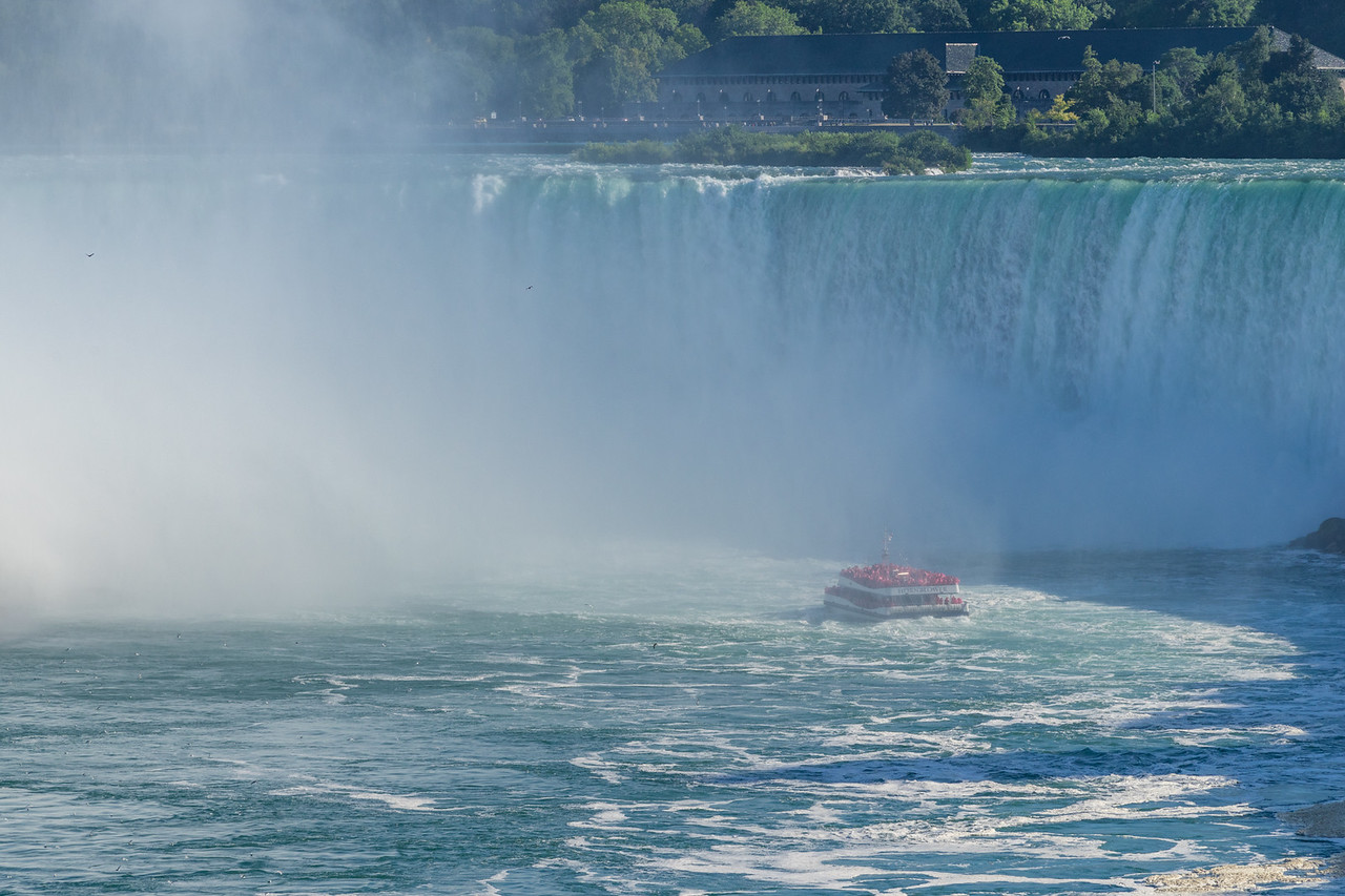 Don't miss the HornBlower in Niagara Falls