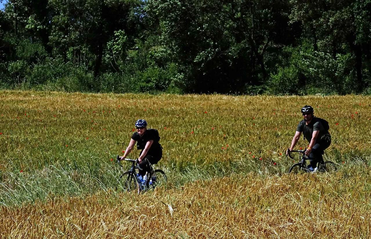 cycle touring europe