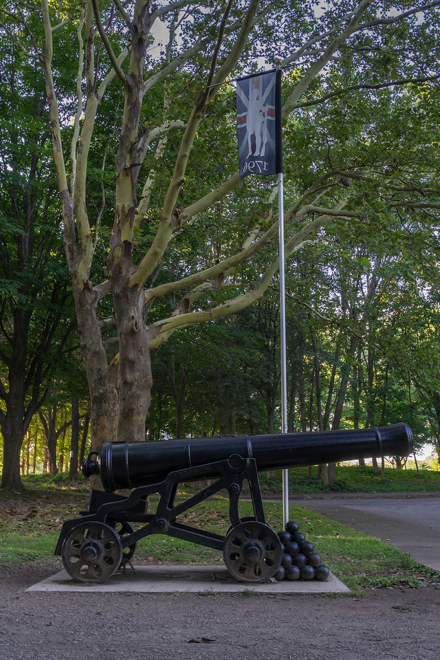 Niagara Falls Road Trip stop #2: Fort George