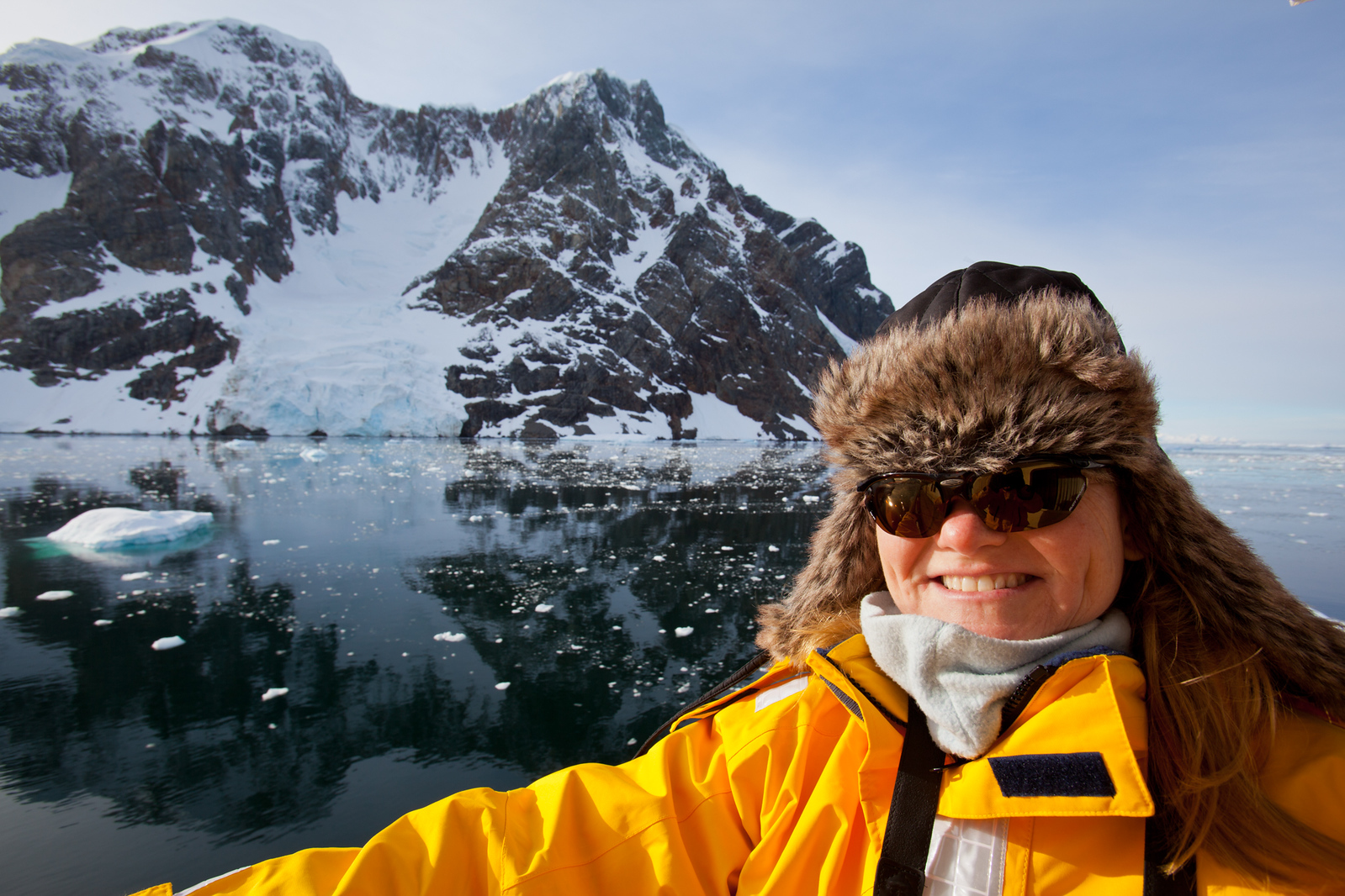 How to pack for an antarctic cruise hats