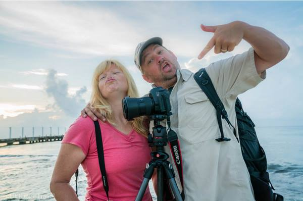 Dave and Deb Travel Bloggers