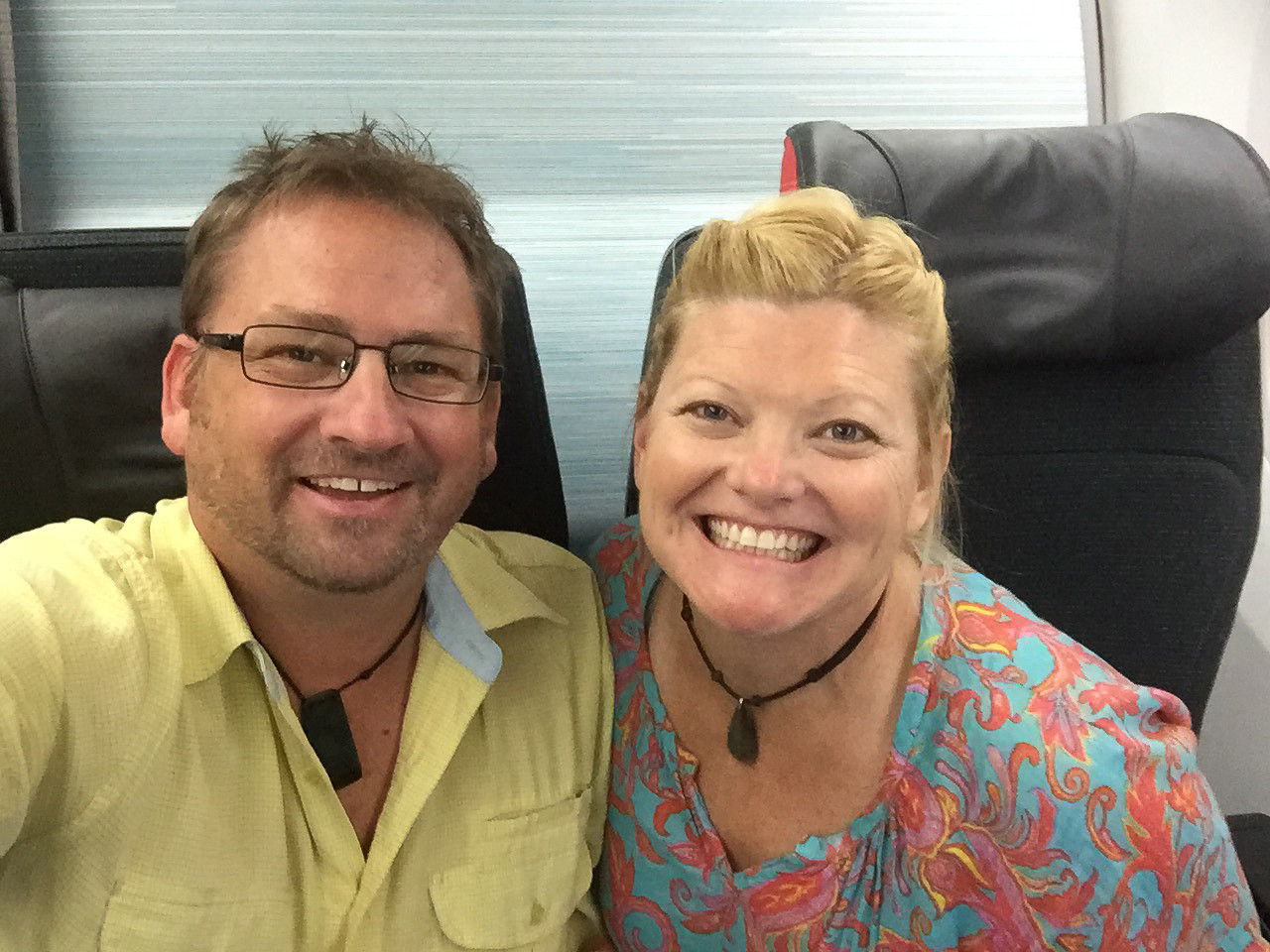 dave and deb air canada