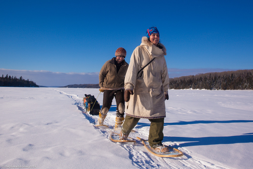 Lure of the North Guides for winter trekking