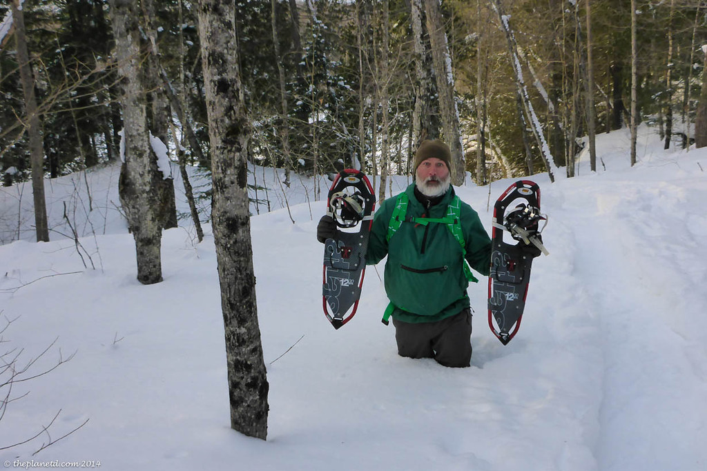 Our Guide extraordinaire Gord Baker from Algonquin Outfitters