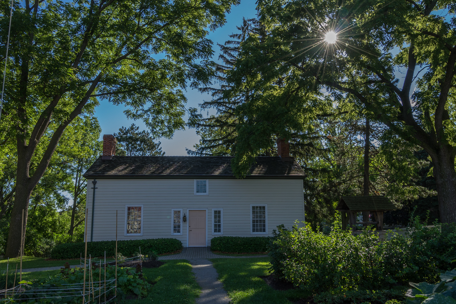 Niagara Falls Road Trip stop #6: the Laura Secord House