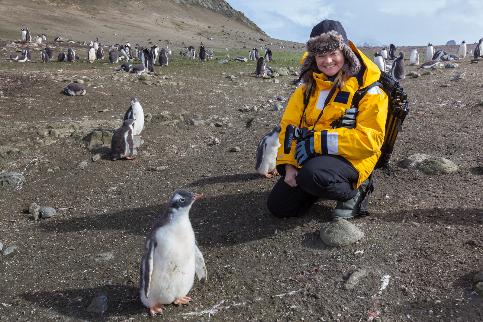 How to pack for an Antarctica Cruise Parka