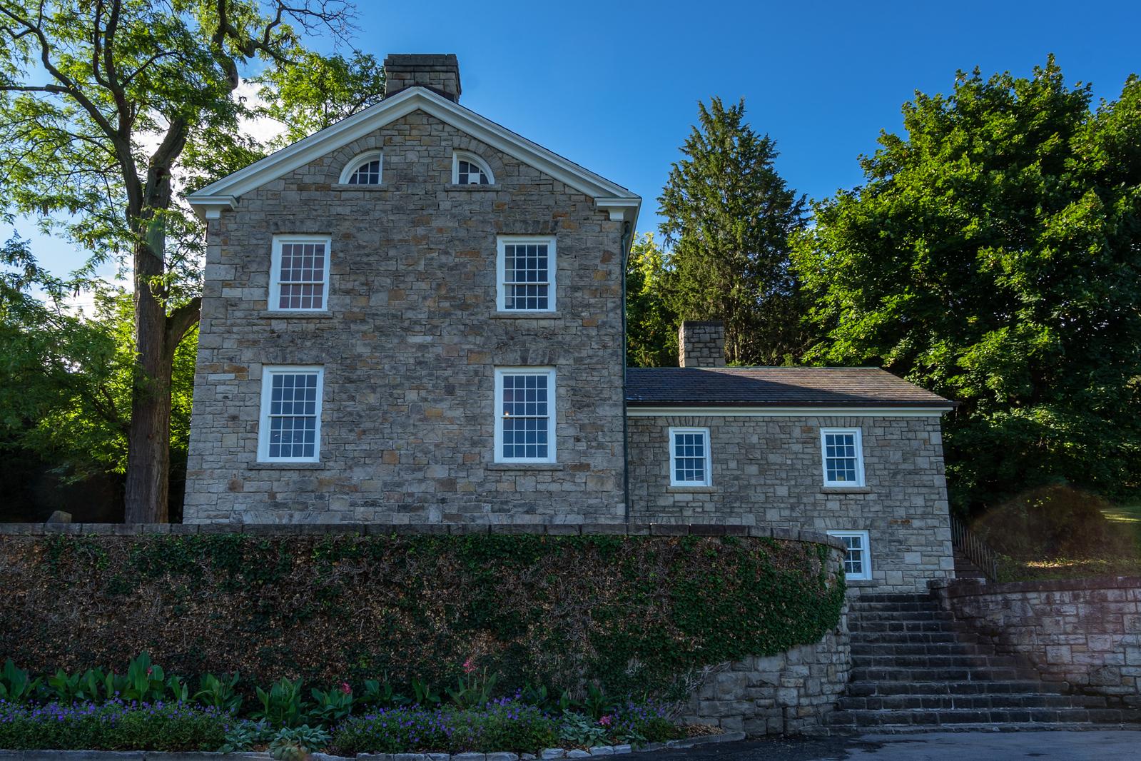 Niagara Falls Road Trip stop #7: The Mackenzie Printery & Newspaper Museum