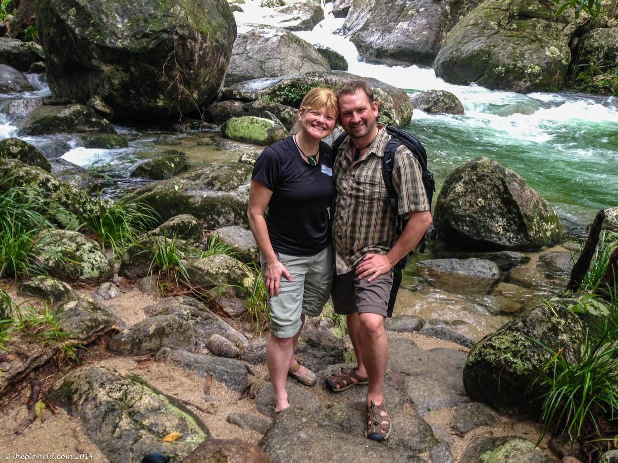 Dave and Deb Australia