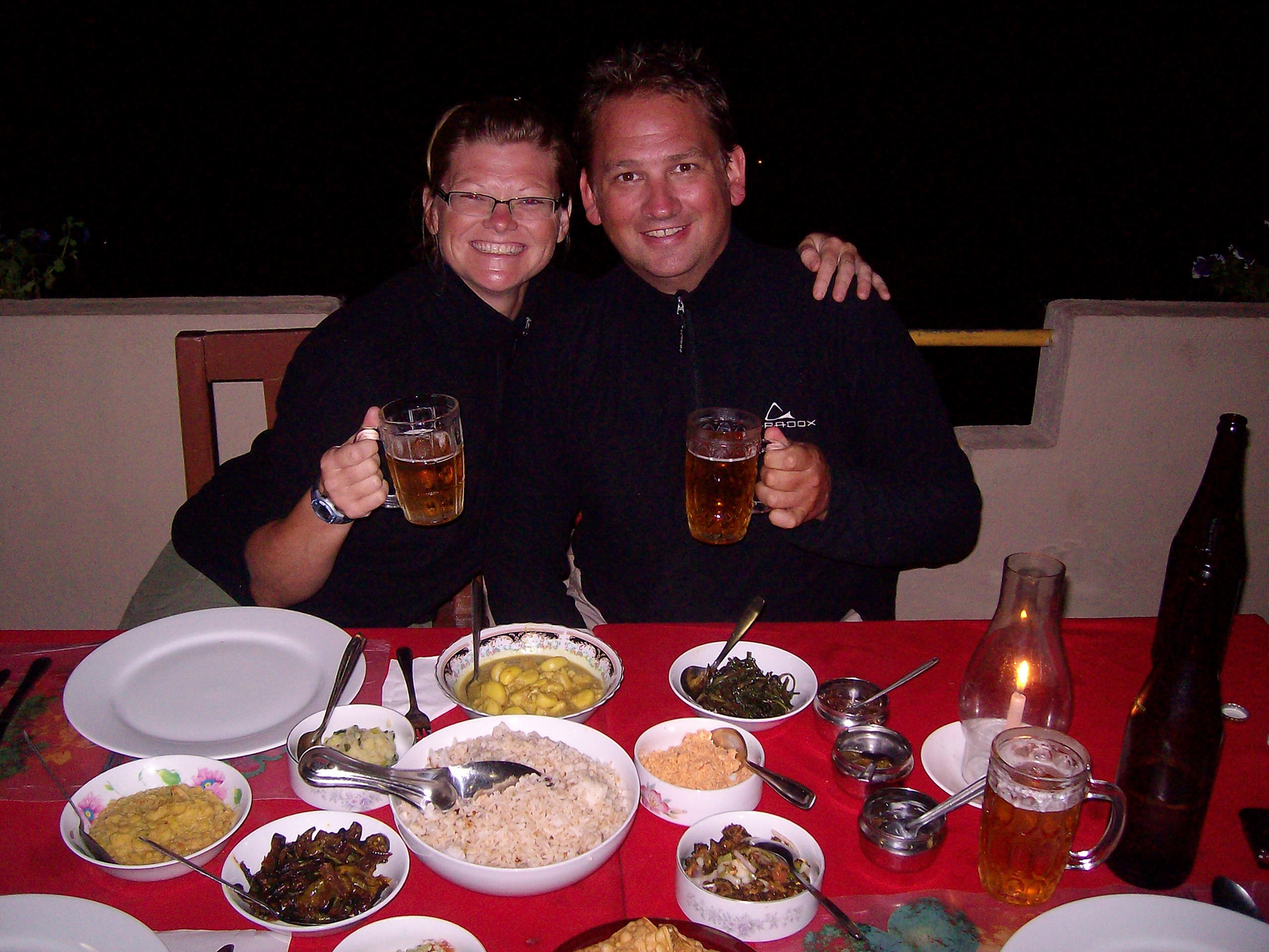 Celebrating our first sale in Sri Lanka
