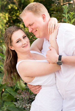 Dave and Miri Engagement Portraits