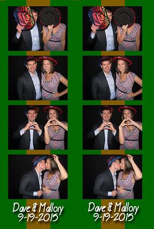 Dave & Mallory's Wedding 9-19-15