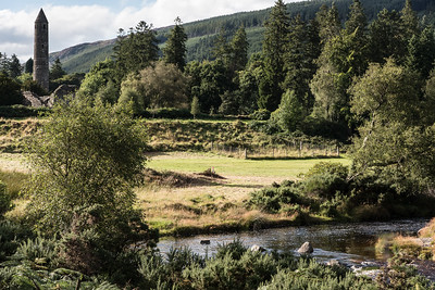 Glendalough - Valley of The Saints