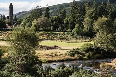 Walking The Wicklow Way – Ireland 2016