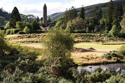 "The Monastic ""City' of Glendalough"