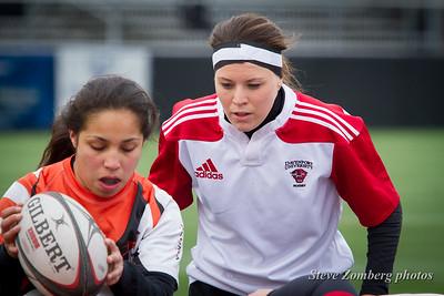 Davenport Women's Rugby 2015-16