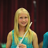 Hannah 5th grade band recital