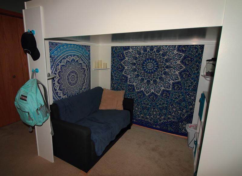 Avians Loft Bedroom