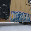 Boxcar tagging has become an art...