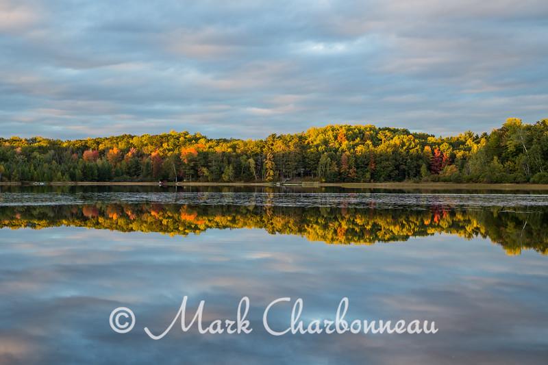 Lost Lake reflection