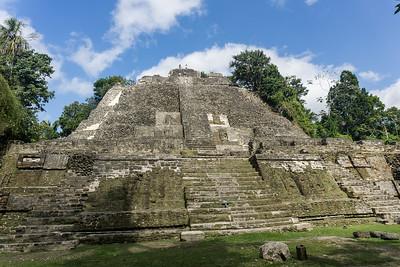 High Temple, Lamani