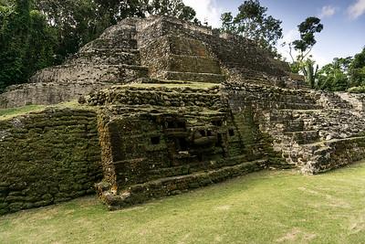 Jaguar Temple, Lamani