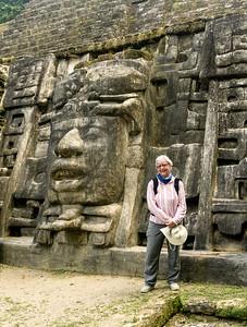 Mask Temple, Lamani