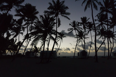 Dawn at Half Moon Caye