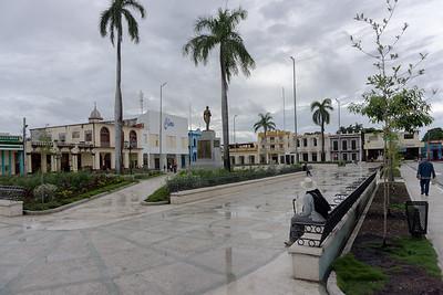 Parque Cespedes Bayamo