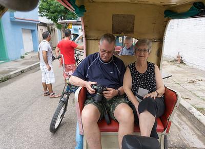 Pedicab in Camaguey