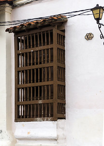 Spanish Colonial detail