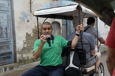 Eric on Pedicab Camaguey.ARW