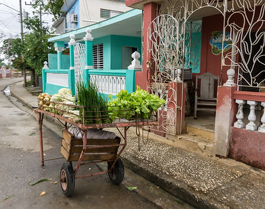 vegetable cart Camaguey.ARW