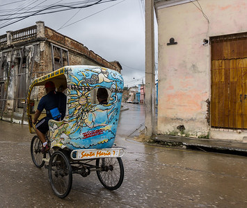 Pedicab art Camaguey.ARW