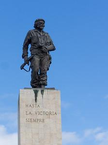 Che Guevara Hasta la Victoria Siempre