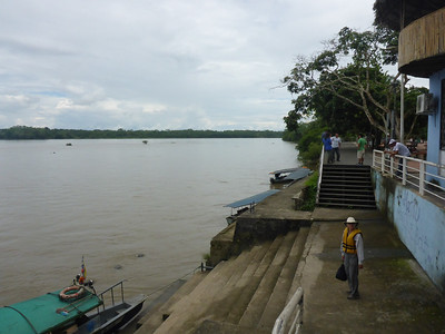 Coco Dock, Napo river
