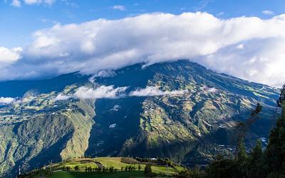 Tunguahara Volcano