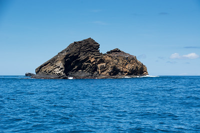 Rock near China Hat, Galapagos