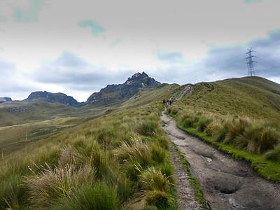 Ruta Pichincha